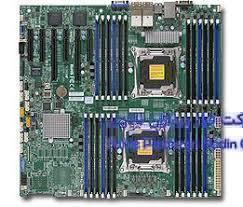 مادربرد سرور سوپرمیکرو x10dri-ln4+