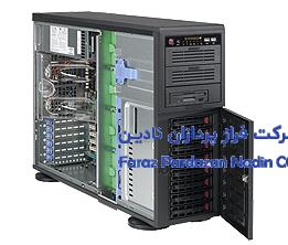 کیس سرور سوپرمیکرو ۷۴۵TQ-R920B