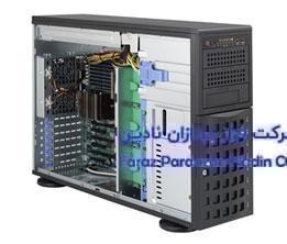 کیس سرور سوپرمیکرو ۷۴۵TQ-R1200B