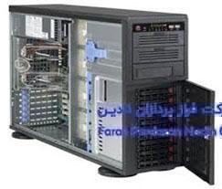 کیس سرور سوپرمیکرو ۷۴۵TQ-R800B