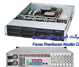کیس سرور سوپرمیکرو ۸۲۵TQ-R700