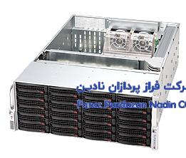 کیس سرور سوپرمیکرو ۸۴۶BE2C-R1K28B