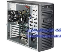 کیس سرور سوپرمیکرو ۷۳۲D4F-500B