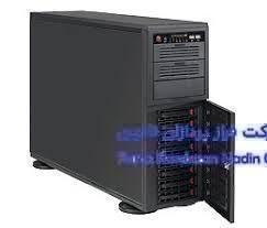 کیس سرور سوپرمیکرو ۷۴۳TQ-1200B-SQ