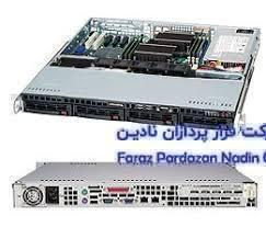 کیس سرور سوپرمیکرو ۸۱۳MTQ-600