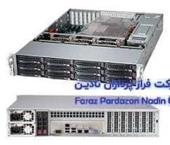 کیس سرور سوپرمیکرو ۸۲۶BE1C-R920