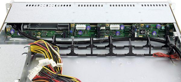 کیس supermicro 113TQ-563